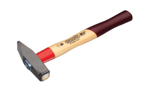 GEDORE Schlosserhammer  Rotband-Plus 300 g 600 IH-300