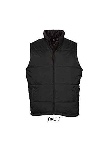 SOL´S - Bodywarmer Warm S,Black