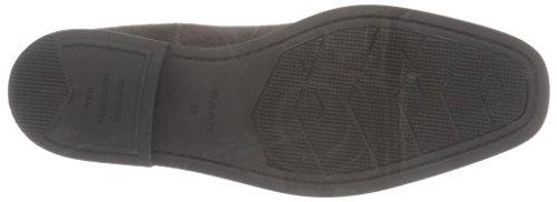 Gant Jennifer, Zapatillas de Estar por Casa para Mujer Marrón - Braun (Dark brown G46)