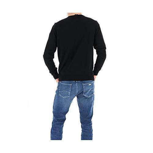 inverno noir Autunno 99 4453 Maglia Colmar 8ss Originals Uomo qw8Y87g