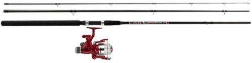 Mitchell Carbon Match/Float Fishing Rod and Reel 12 ft + Line GT Pro