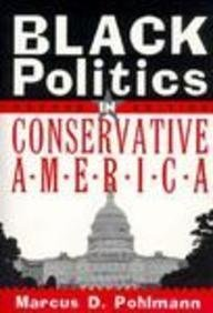 Read Online Black Politics in Conservative America (2nd Edition) ebook