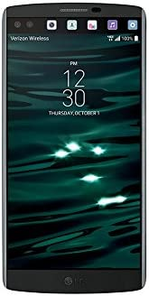 LG V10 H961N Dual Sim - 64GB, 4GB RAM, 4G LTE, Black: Amazon com