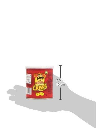Mister Potato - Crisps Original - Snack salado - 45 g: Amazon.es: Alimentación y bebidas