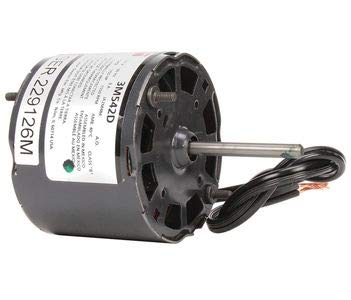 Dayton Electric Motor Model 3M542, Degrees_Fahrenheit, to Volts, Amps,,,, (