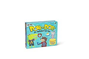 Board book Poke-A-Dot! An Alphabet Eye Spy Book