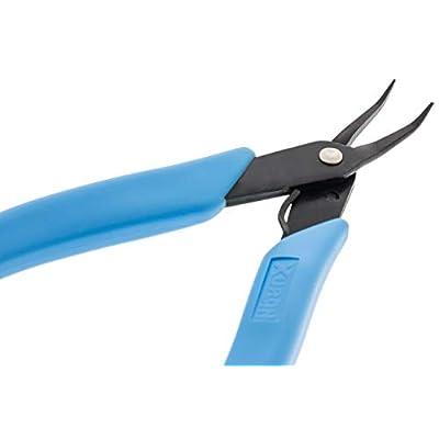 Pliers - Xuron Bent Nose 450BN: Industrial & Scientific