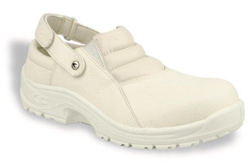 Cofra 10020-000.W39 Ancus Sb E A SRC Chaussure de sécurité Taille 39 Blanc