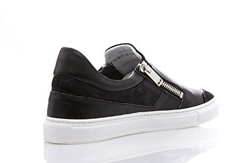 ANTONY MORATO - Homme chaussure slip on sneaker mmfw00729/le300001 44 noir