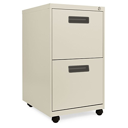 ALEPA542820PY - Best Two-Drawer Metal Pedestal File by Best