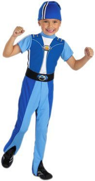 Disguise Lazy Town Sportacus Costume Size Toddler