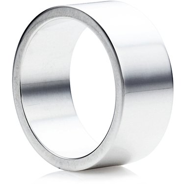 Wedding Rings Direct 8mm Palladium Flat Wedding Ring 101g Y 12