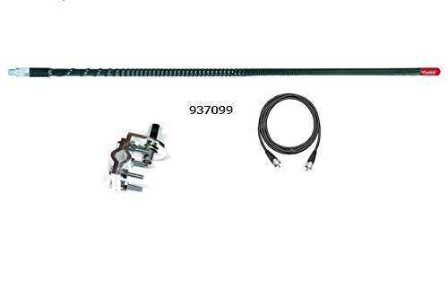 ANT-2 Mid-range 3-foot Antenna 27 MHz 937099 w Mounting Kit and 12ft Coax - Antenna Mid Range