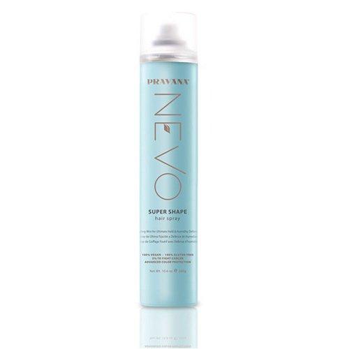 Pravana Nevo Super Shape Ultimate Hold Styling Mist Hairspray - 10.6 Oz