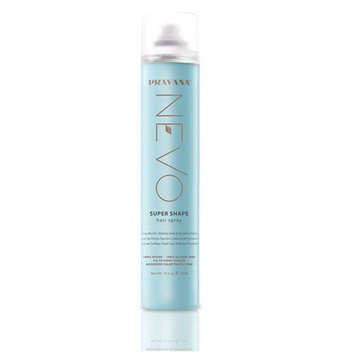Pravana Nevo Super Shape Ultimate Hold Styling Mist Hairspray - 10.6 Oz