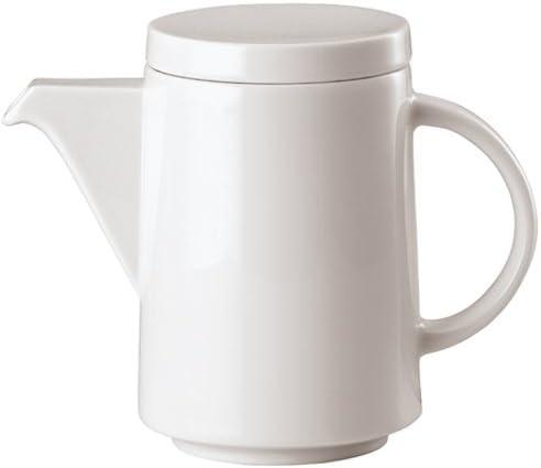 Arthur Krupp - Cafetera de porcelana (30 cl, serie Omnia): Amazon ...
