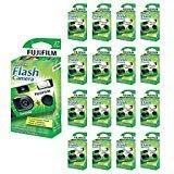 40x Fuji Quicksnap Flash 400 Disposable 35mm Camera