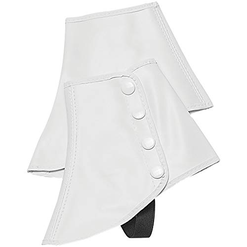 Snap Spats (White, XS) by Director's Showcase (DSI) -