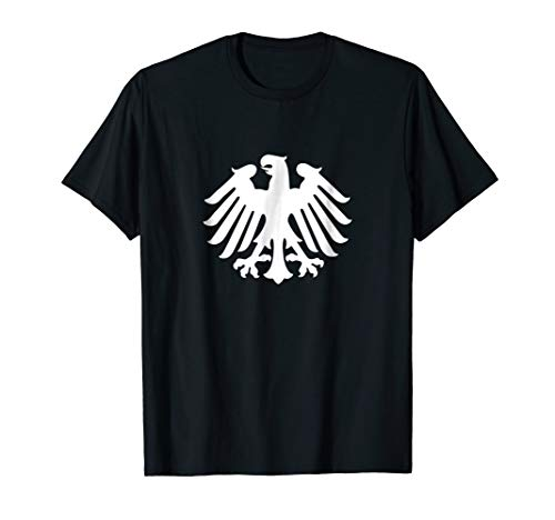 - German Soccer Tee - Deutschland Germany Eagle Crest T-Shirt