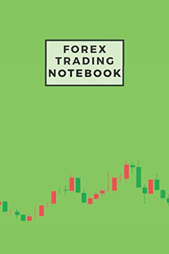 31EQcTlPd9L - Forex Trading Notebook: Small Green Traders Notebook Organizer For Your Investing Needs | Set Your Strategies & Goals | Great For Short & Long Term Investors | Track 24 Months Of Trades (Money)