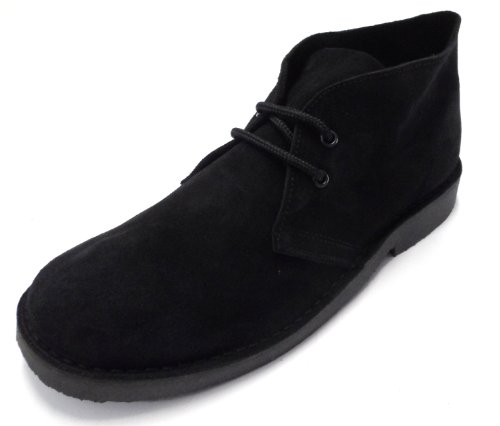 11 real suede 5 in desert 70s colours black boots retro gxRUnv7