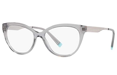 d9ab69496d Tiffany   Co. TF 2180 Eyeglasses for Women Diamond Point Collection (Grey  8270