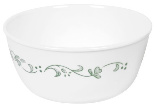 Corelle Livingware 28-Ounce Super Soup/Cereal Bowl, Country Cottage by CORELLE