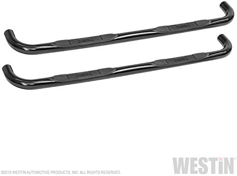 Westin 23-2555 E-Series Black Step Bar