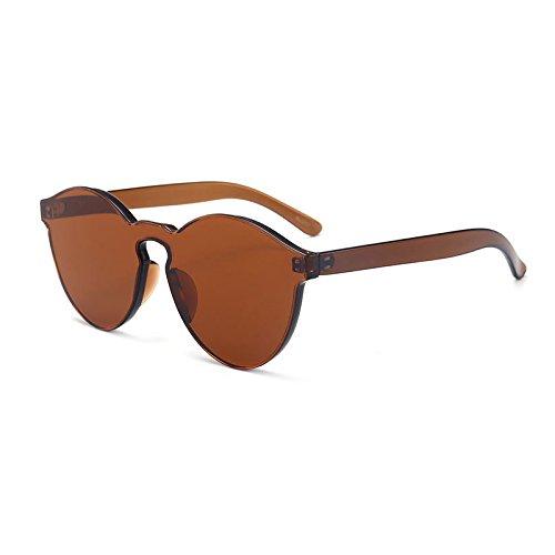 C4 Caramelo Gafas Tonos mujer color sol Gafas TL de UV400 de sol de mujeres OT9803 Gafas mujer para gafas sol de de Cat C1 Eye Sunglasses OT9803 18qx5nS