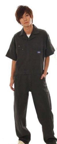 Dickies (ディッキーズ) 半袖つなぎ 綿100% Dickies-TK712 B008H1TAAK 5L|オーディー