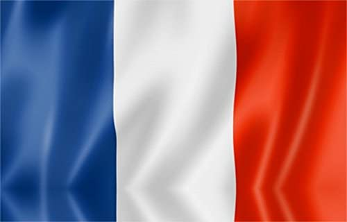 Durabol Bandera De Francia - Francés -Francesa 150 x 90 cm Satén: Amazon.es: Deportes y aire libre