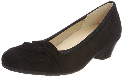 Schwarz Basic Noir Gabor Escarpins Comfort Shoes Femme a6O11wzgq