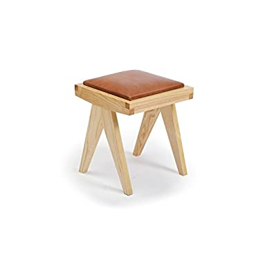 Ruby Red Stool