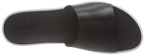 Ecco Black02001 Freja Mules Sandal Femme Noir Schwarz rrYHw