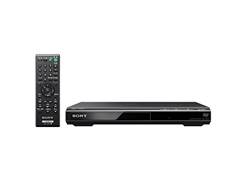 Sony DVD Player (CPRM compatible) DVP-SR20 by Sony