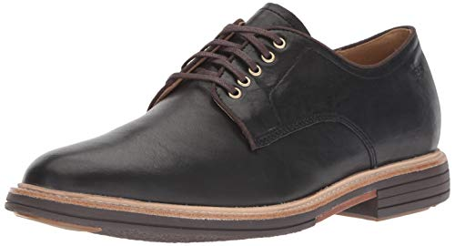 UGG Men's JOVIN Oxford, Black, 9.5 Medium US