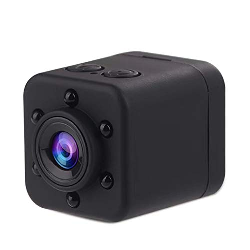 GXOK 1080P Mini Camera Portable Night Vision
