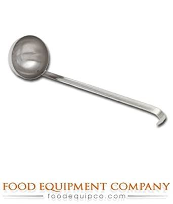 Ladles, 18-8 Stainless Steel, Capacity 1 Ounce -- 12 Per Case