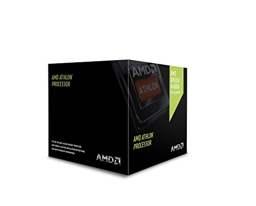 AMD Athlon X4 880k Quad-core (4 Core) 4 GHz Processor – Socket FM2+ – Retail Pack