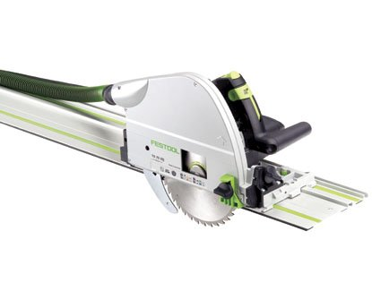 Festool TS 75 EQ Plunge Cut Circular Saw with 75-Inch Track