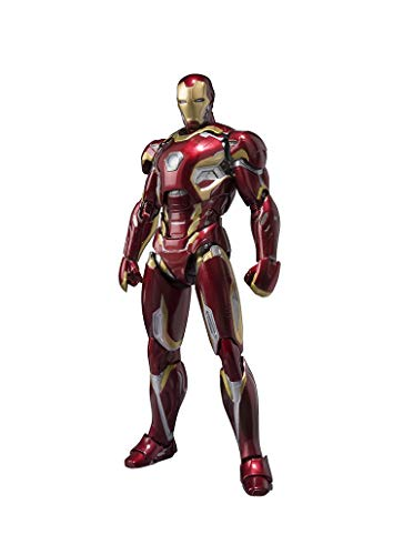Bandai S. H Figuarts Iron Man Mark 45