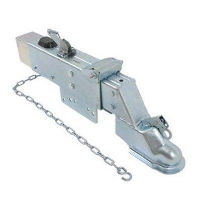 (AMRD-4750610 * Dico Zinc-Plated Brake Actuator w/Drop, Lockout Shield - Disc - 2-5/16