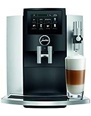 Jura S8 Automatic Espresso Machine, Moonlight Silver