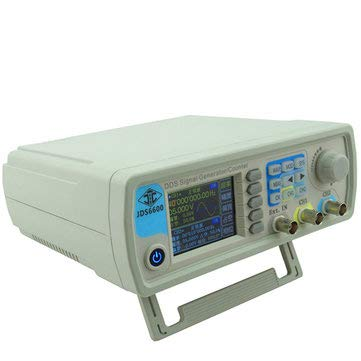 Dds Signal Generator - Dds Signal Generator Counter - JDS6600 DDS Signal Source Dual Channel Arbitrary Wave Function Generator Frequency Count (Frequency Generator Counter)