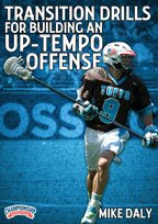 Mike Daly: Transition Drills for Building an Up-Tempo Offense (DVD)