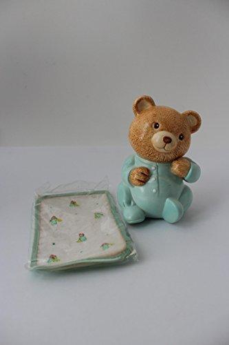 Avon Bear - Avon Vintage 1986 Baby Bear Bank New in Box