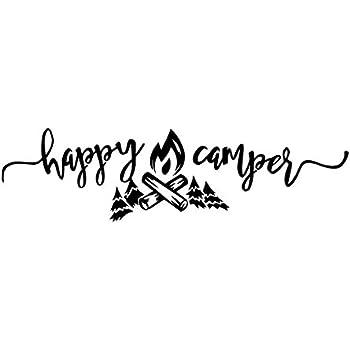 Amazon.com: Bluegrass Decals F1026 Camper Travel Trailer