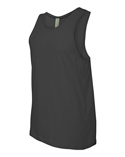Next Level Mens Premium Jersey Tank (3633) -HEAVY META - Premium Jersey