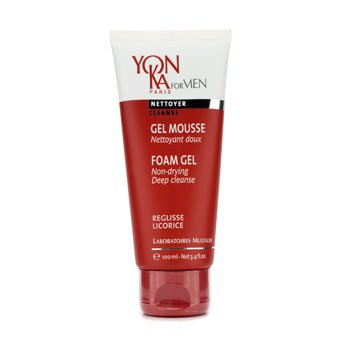 Yonka for Men Gel Mousse