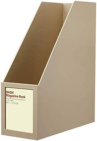QXYMY Archivos de Papel Caja de llenado Revistero Documentos de ...